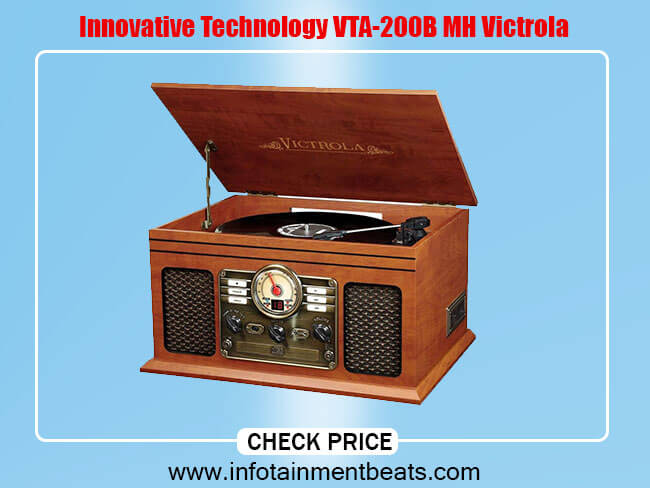 Innovative Technology VTA-200B MH Victrola