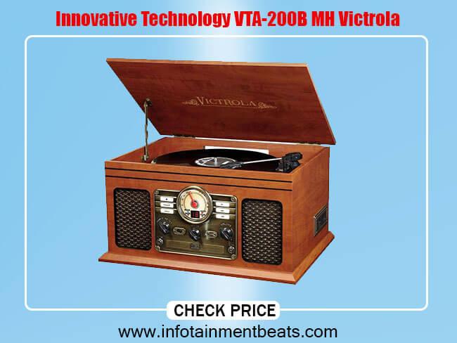Innovative Technology VTA-200B MH Victrola