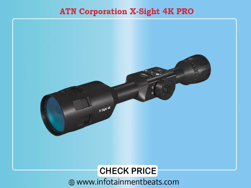 ATN Corporation X-Sight 4K PRO