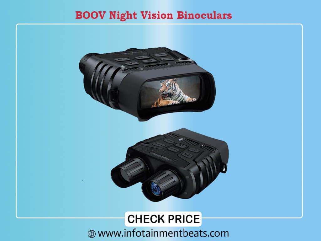 BOOV Night Vision Binoculars