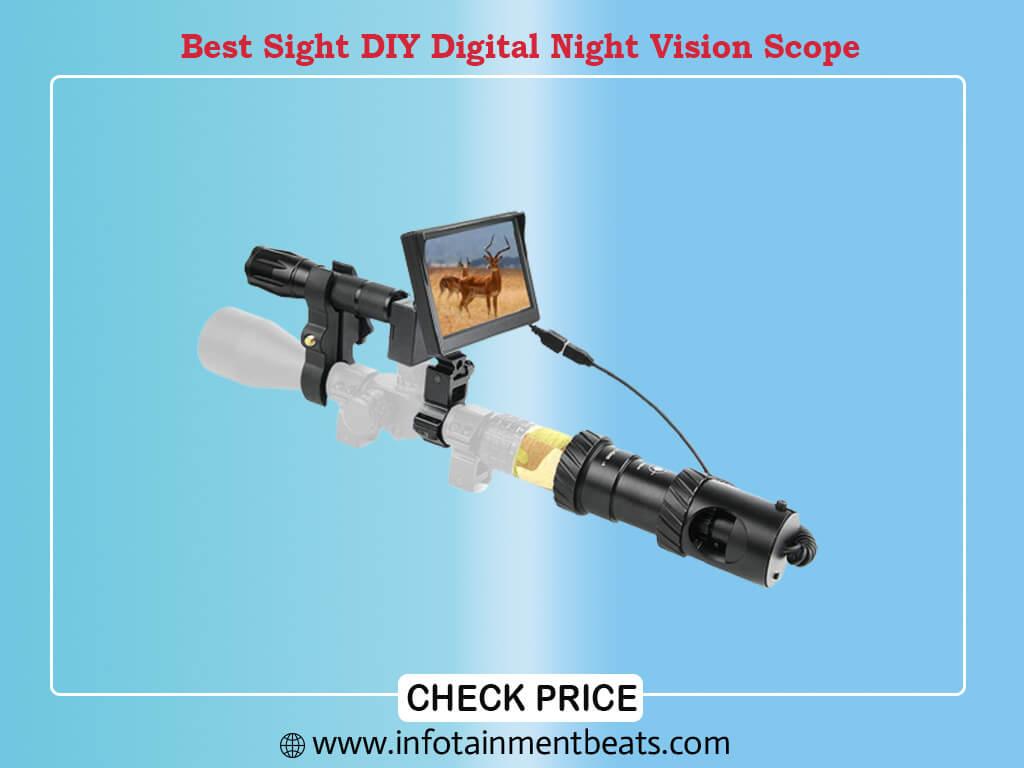 Best Sight DIY Digital Night Vision Scope
