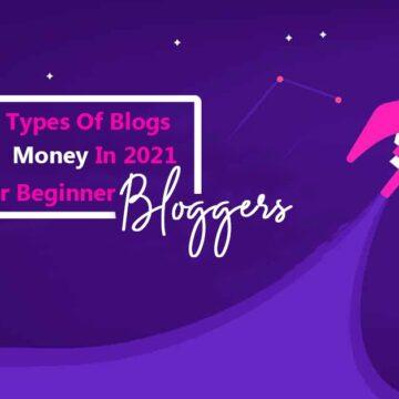 Blogs that make money