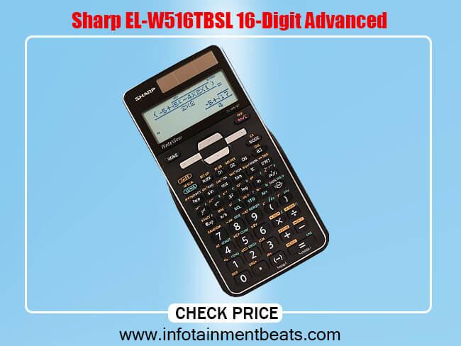 Sharp ELW516TBSL Digit Advanced