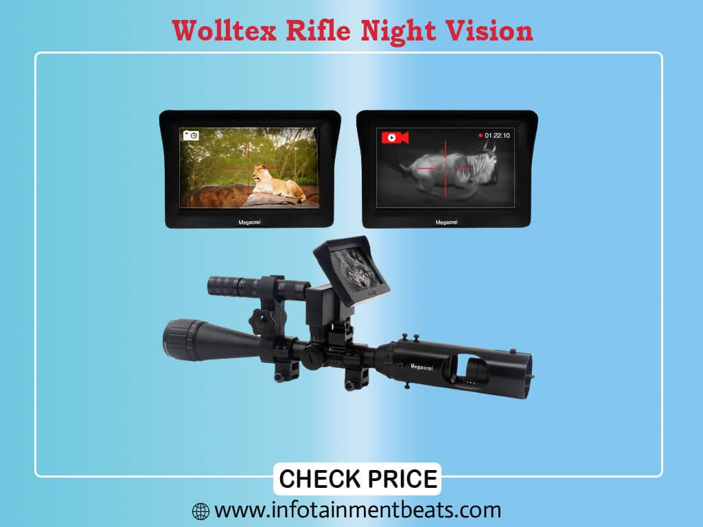Wolltex Rifle Night Vision