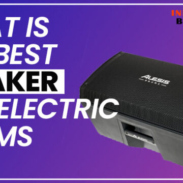 WHAT IS THE BEST SPEAKER FOR ELECTRIC DRUMS (1)