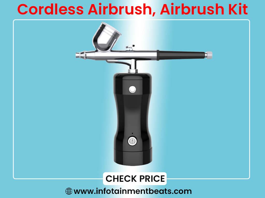 Cordless Airbrush, Airbrush Kit,Portable Handheld Airbrush