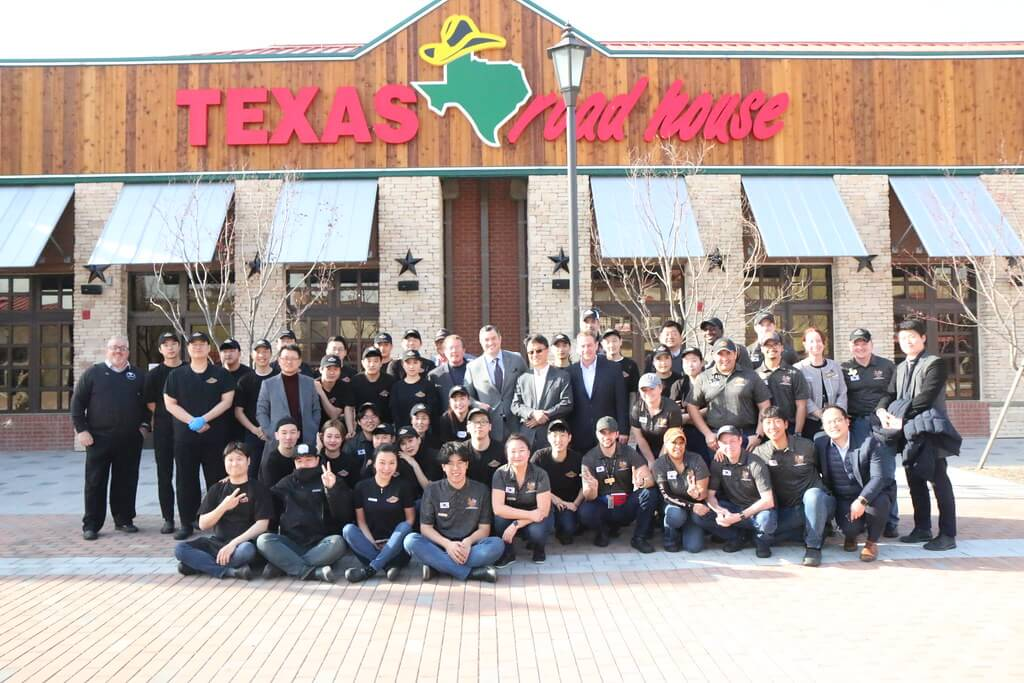 Founder of Texas Roadhouse