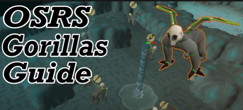 Demonic Gorilla OSRS