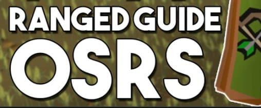OSRS Range Guide