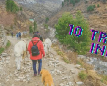 Treks in India
