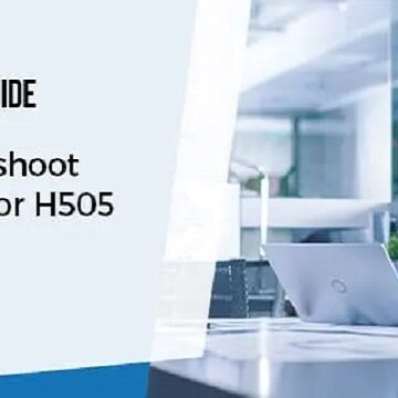 Troubleshoot QuickBooks Error H505 – Causes & Solutions In 2021