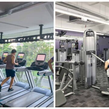 how much is anytime fitness
